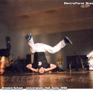 ElectricForce Breakin'School 1995