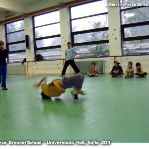 ElectricForce Breakin'School 2011