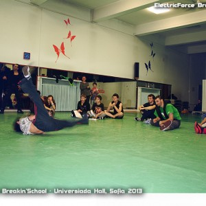 ElectricForce Breakin'School 2013