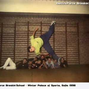 ElectricForce Breakin'School 1998