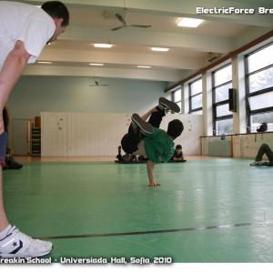 ElectricForce Breakin'School 2010