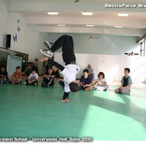ElectricForce Breakin'School 2010