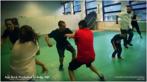 Electric Force Breakin' School 2015 – WORKSHOP – JUJU ROCK