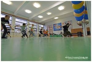 Electric Force Breakin' School 2016 – WORKSHOP – JUJU ROCK
