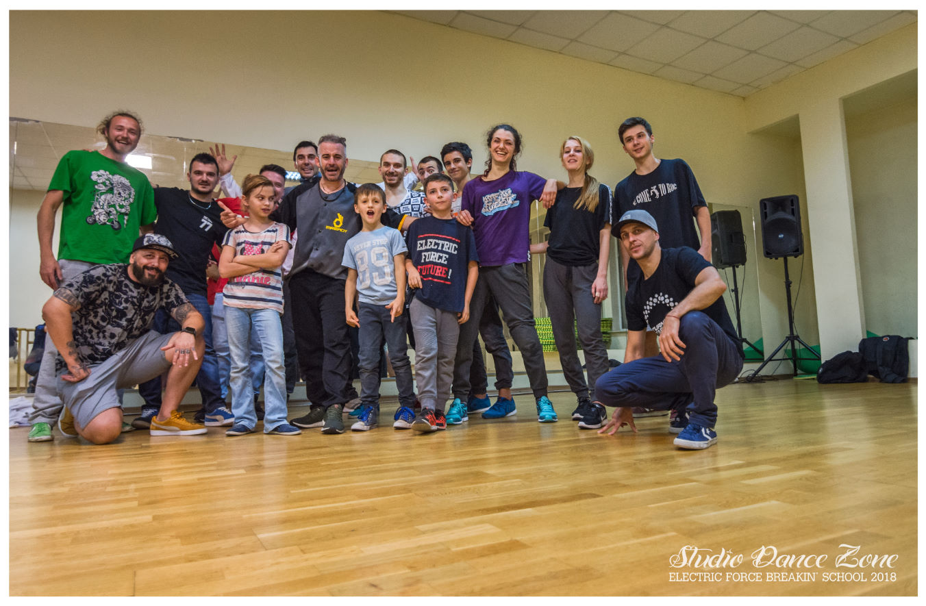 Workshop Saul Junior / Spain