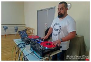 Workshop Footwork – Jandro-Shake Styles,FlexbleFlav – Spain, 2018