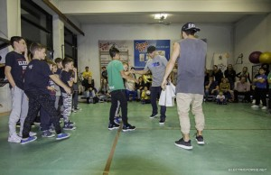 Kids Battle 2017 EF Kids vs XNRG Kids
